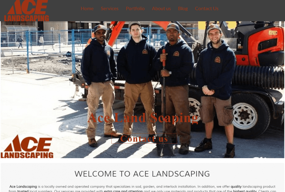 Ace Landscaping