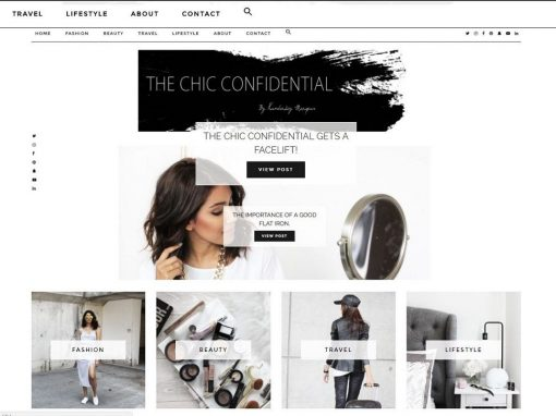 The Chic Confidential